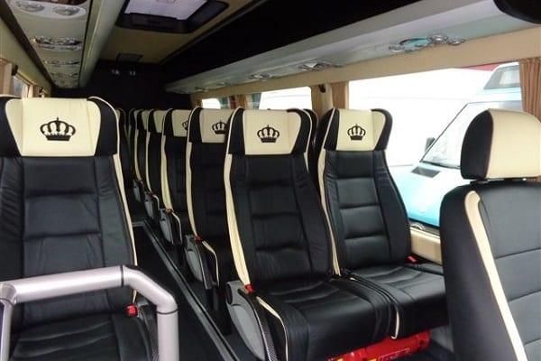 Tour bus riga