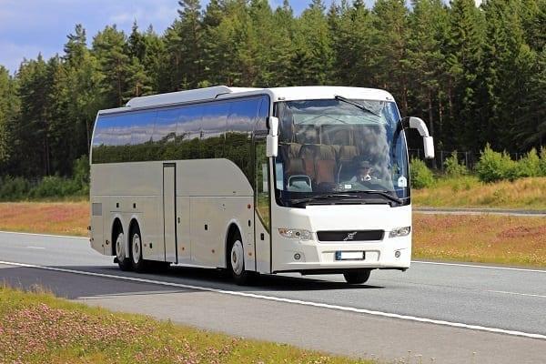 Bus rental in Helsinki, Finland