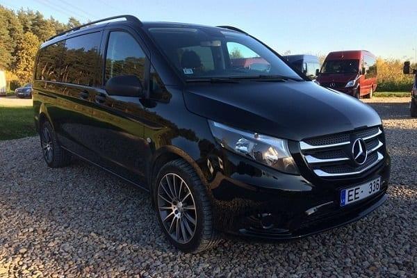 Minivan Rental Stockholm