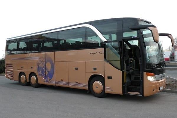 Аренда автобусов в Лионе
