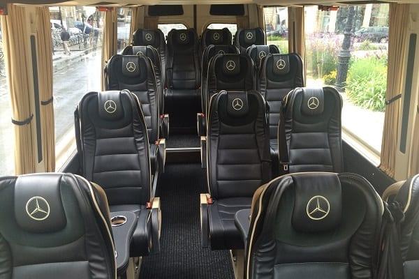 Аренда вип минибуса в Берген