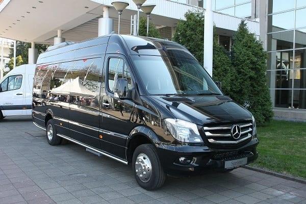 Аренда минибуса Мюнхен