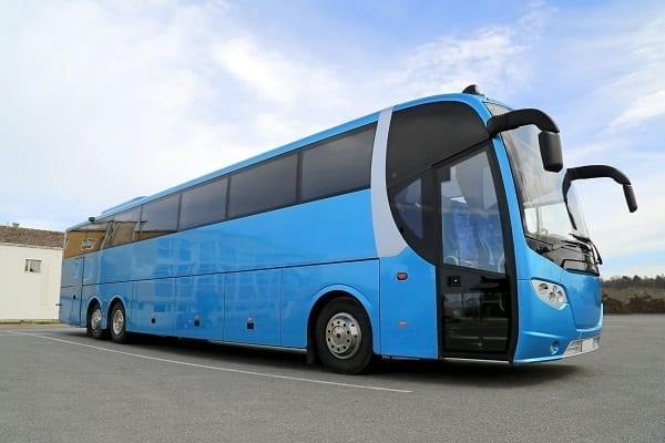 автобус трансфер в Швейцарии