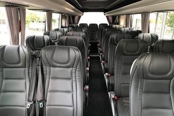 прокат микроавтобусов в Берген